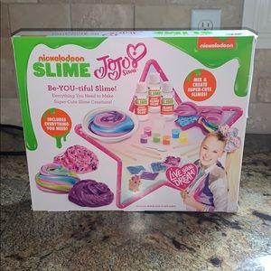 Other - Jojo siwa slime kit